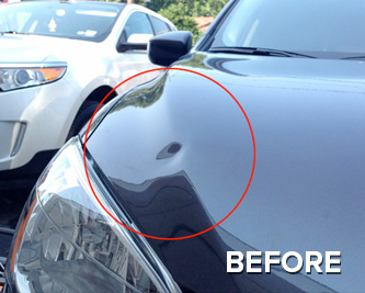 Affordable and Efficient Hail Dent Removal in NJ