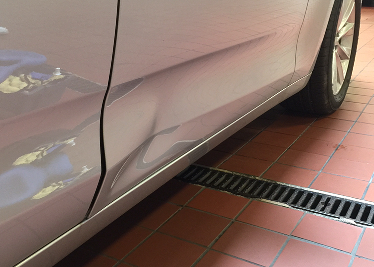 Will My Insurance Charge Me for Paintless Dent Removal?