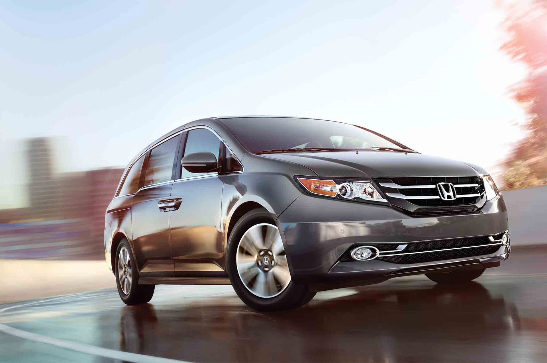 Paintless Dent Repair for Your Honda Odyssey Car