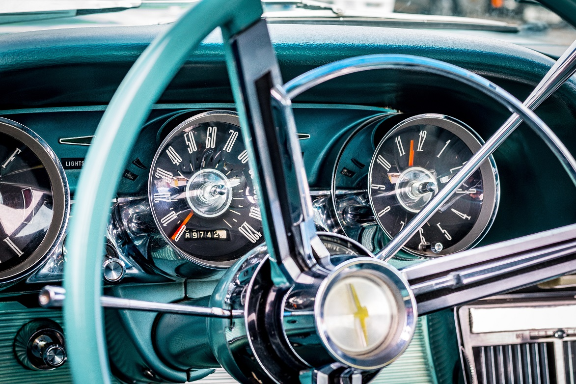 Vintage or Classic Car Dent Repair By PDR