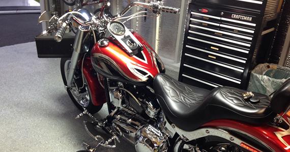 Motorcycle Dent Repair New Jersey NJ & NYC