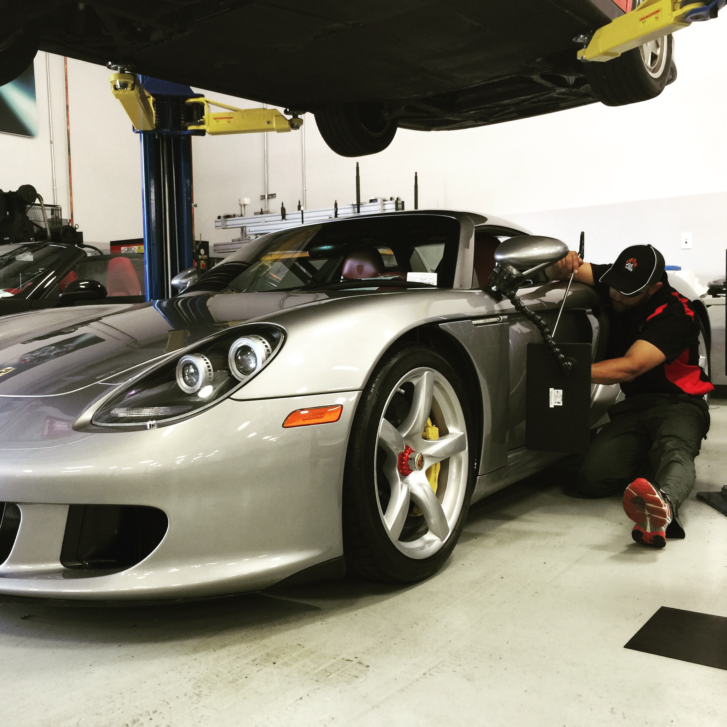 local paintless dent removal in Bergen County