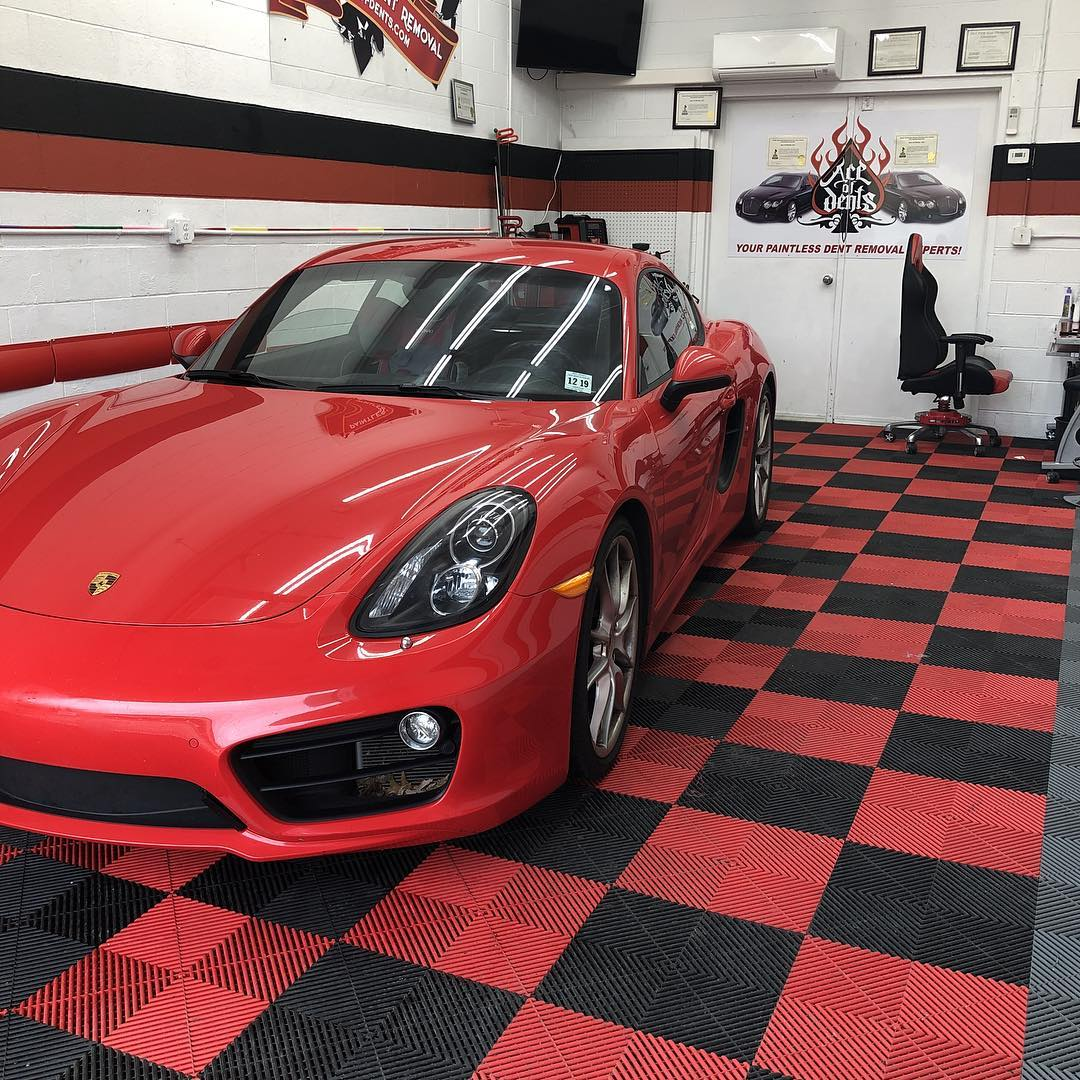 Paintless Dent Repair – Why Using an Experienced Company is Important