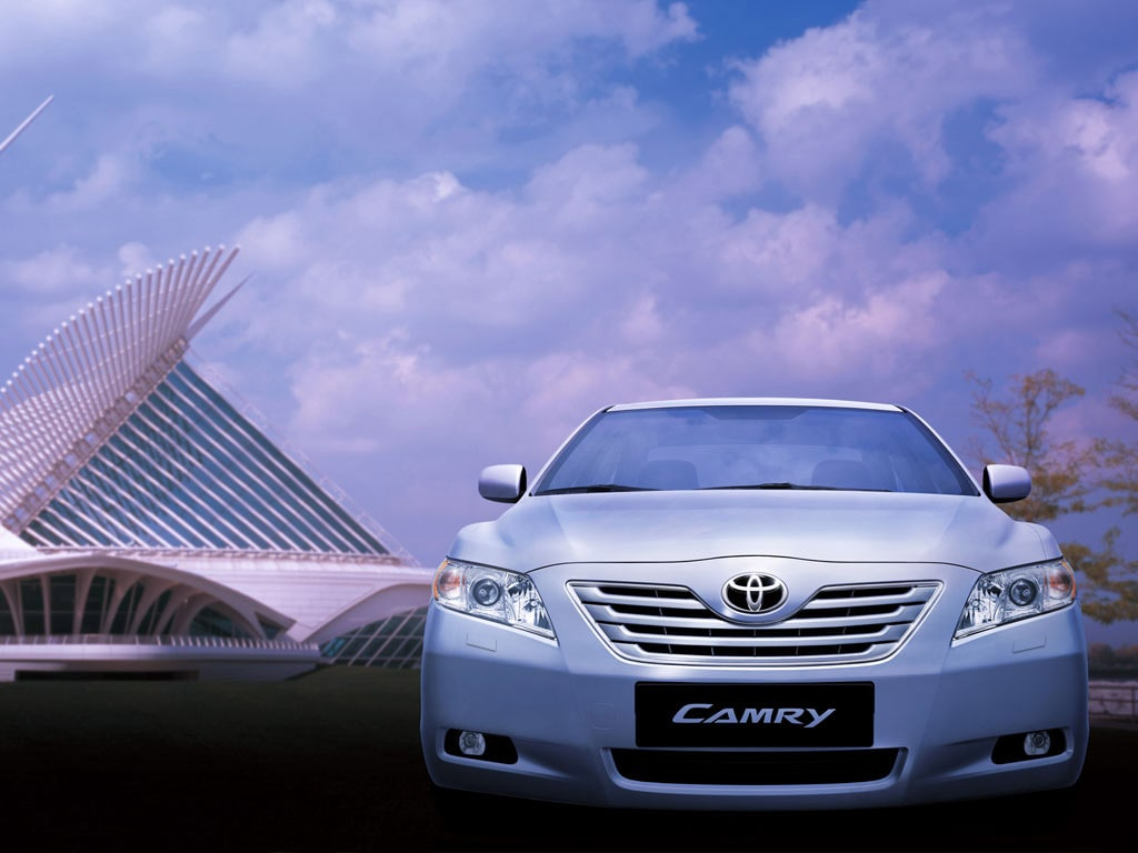 Paintless Dent Repair for Your Toyota Camry