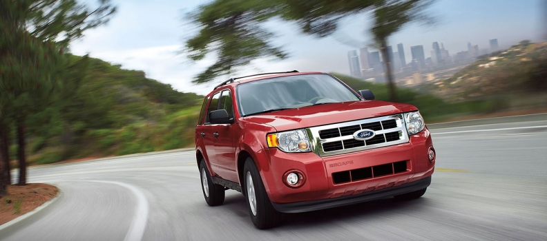 Paintless Dent Repair for Your Ford Escape