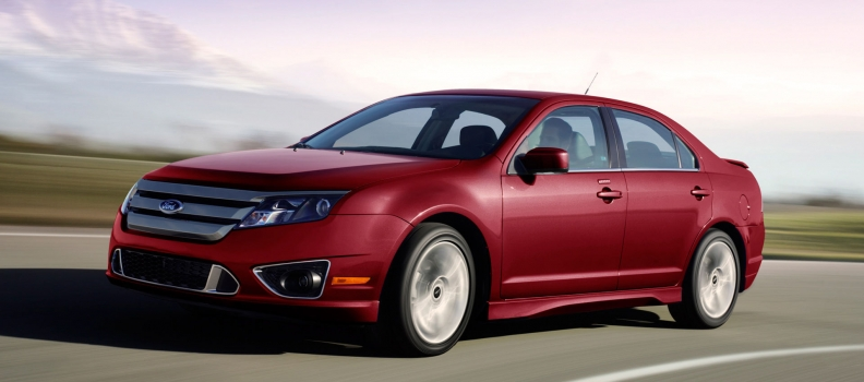 Paintless Dent Repair for Your Ford Fusion