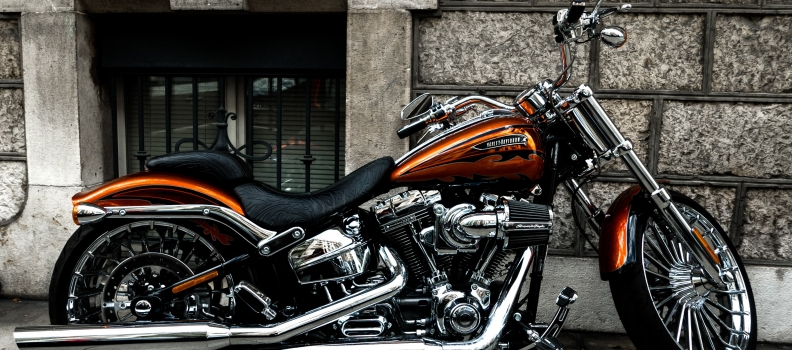 Motorcycle Paintless Dent Repair in NY by Ace of Dents