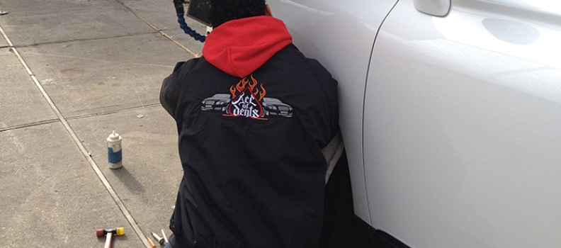 Why you Should Choose our Paintless Dent Repair Service in Manhattan?